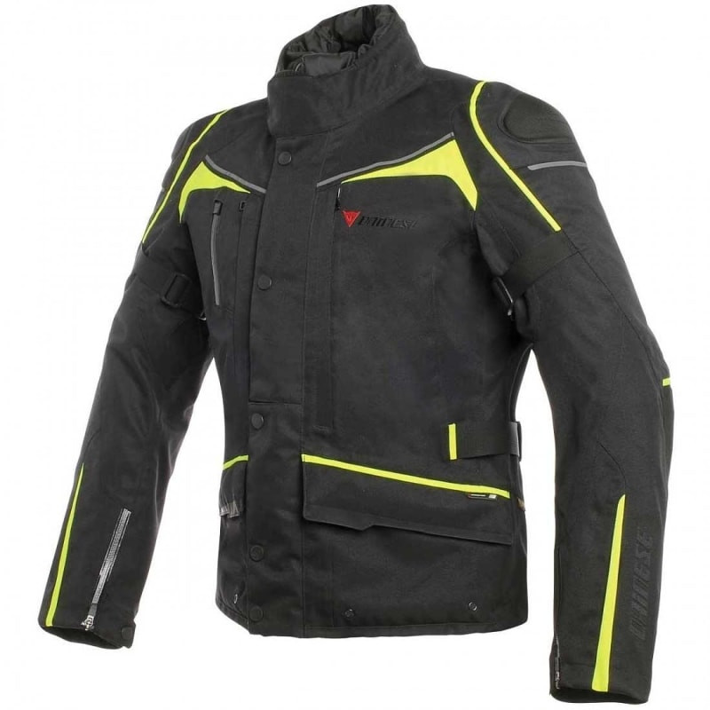 DAINESE GIACCA IN TESSUTO D-BLIZZARD D-DRY NERO