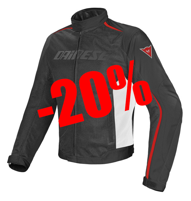 DAINESE GIACCA IN TESSUTO HYDRA FLUX D-DRY SCONTO 30%