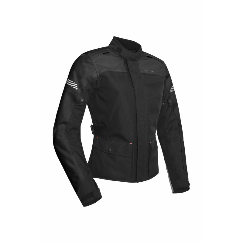 ACERBIS GIACCA MOTO DONNA CE DISCOVERY FOREST LADY NERO